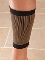 Health & Wellness Sale - Copper Infused Calf Support