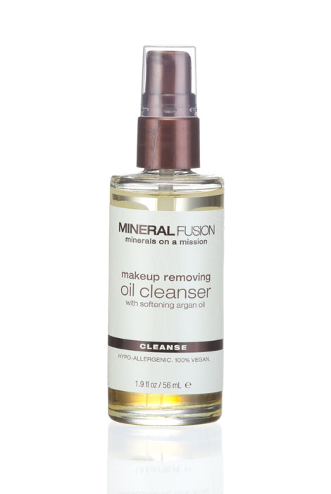Mineral Fusion™ Makeup Removing Oil Cleanser