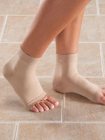 Foot Care - Ankle Compression Sleeves, 1 Pair