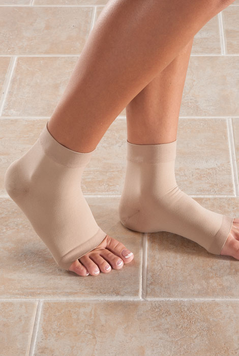 Ankle Compression Sleeves, 1 Pair