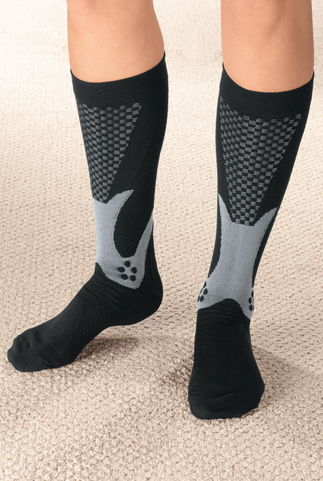 Acusox™ 10-Spot Compression Socks