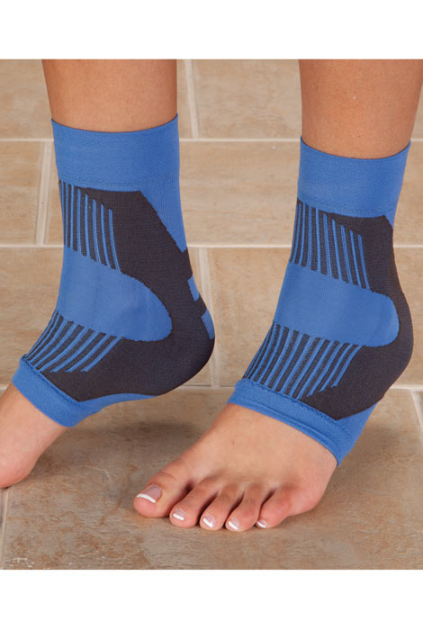Light Support Ankle Sleeves, 1 Pair