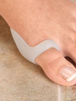Exclusively Here - Healthy Steps™ Hallux Bunion Guards - Set of 2