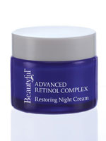 Shop Now - Beautyful™ Advanced Retinol Complex Restoring Night Cream