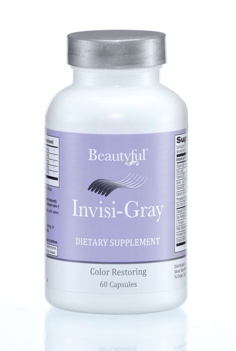 Beautyful™ Invisi-Gray - View 1