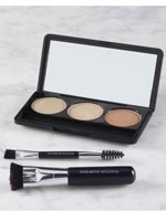 Eyes & Brows - i.s. BEAUTY Professional Hair and Brow Filler by Innovative Solutions