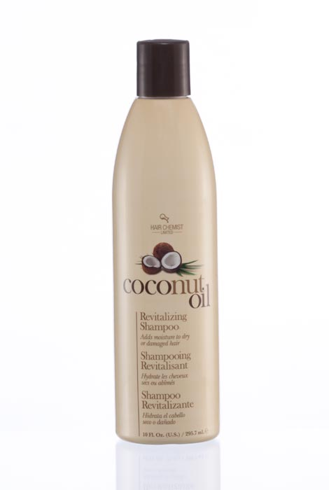 Coconut Oil Revitalizing Shampoo - View 1