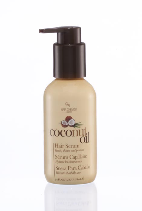 Coconut Oil Hair Serum - View 1