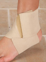 Supports & Braces - Adjustable Ankle Support