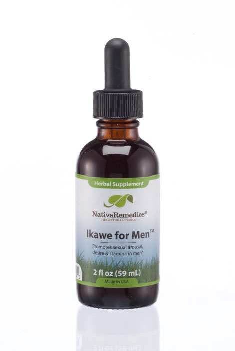 NativeRemedies® Ikawe for Men™ - 2 oz. - View 1