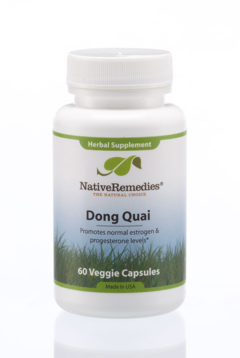 NativeRemedies® Dong Quai - 60 Veggie Capsules
