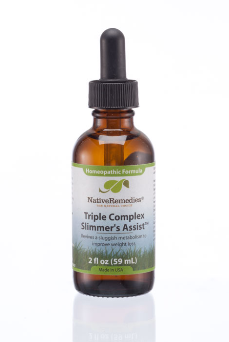 NativeRemedies® Triple Complex Slimmer's Assist™ - 2 oz.