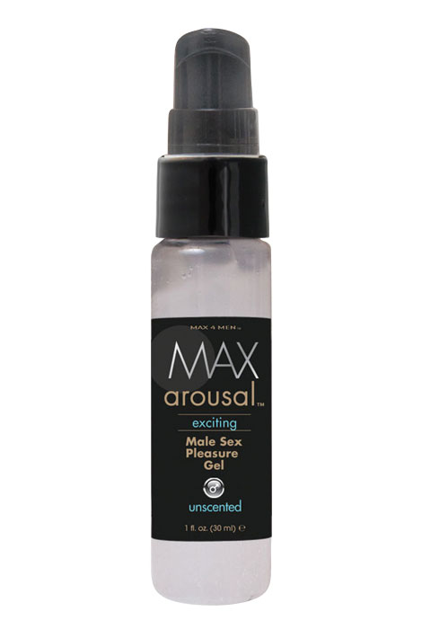 Max 4 Men™ Max Arousal™ Exciting Male Sex Pleasure Gel - View 1