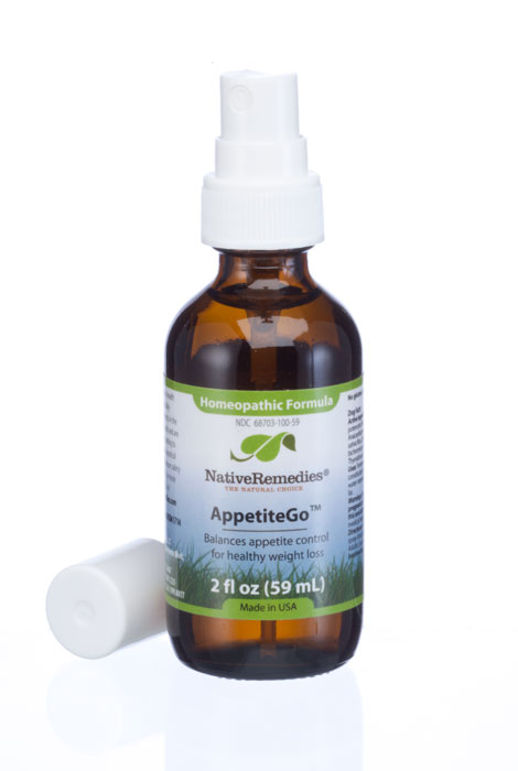NativeRemedies® AppetiteGo™ - 2 oz.