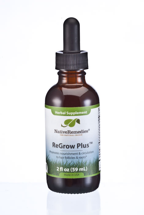 NativeRemedies® ReGrow Plus™ - 2 oz.