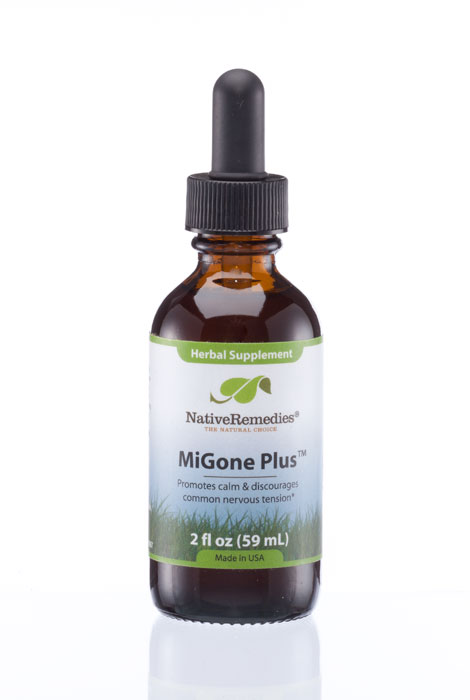NativeRemedies® MiGone Plus™ - 2 oz. - View 1