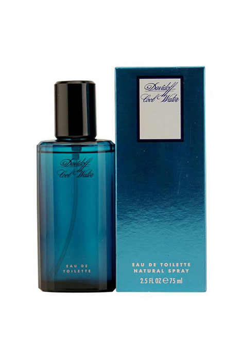 Cool Water For Men by Davidoff, EDT Spray - View 1