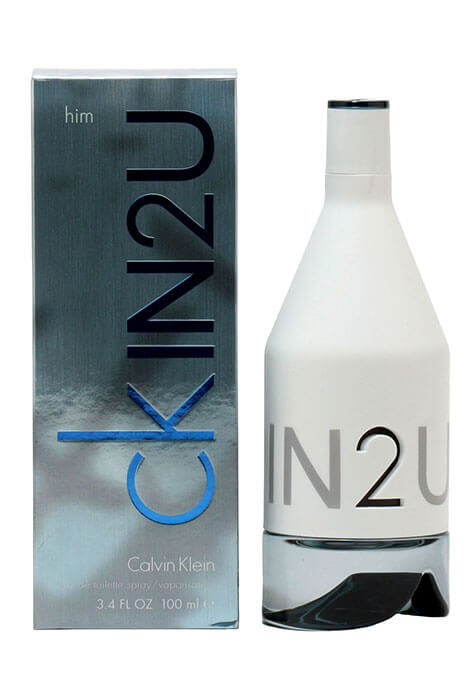 CK IN2U Him by Calvin Klein, EDT Spray