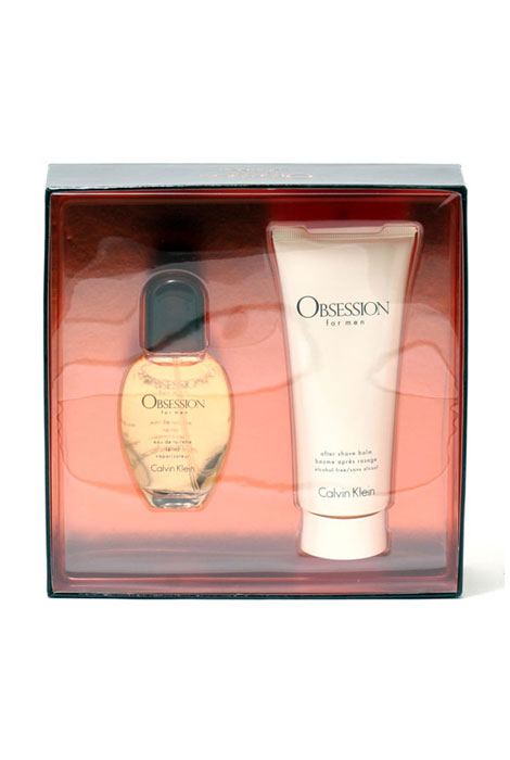 Obsession For Men Spray & After Shave Balm Set