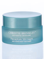 Cleansers, Exfoliators & Moisturizers - Christie Brinkley Authentic Skincare Recapture 360 Night Anti-Aging Night Treatment