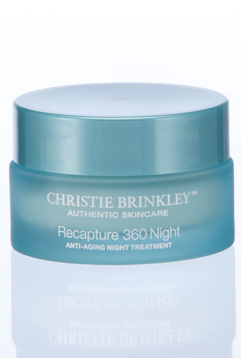 Christie Brinkley Authentic Skincare Recapture 360 Night Anti-Aging Night Treatment