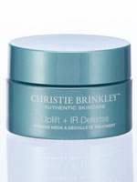 Christie Brinkley Authentic Skincare  - Christie Brinkley Authentic Skincare Uplift + IR Defense Neck & Décolleté Treatment