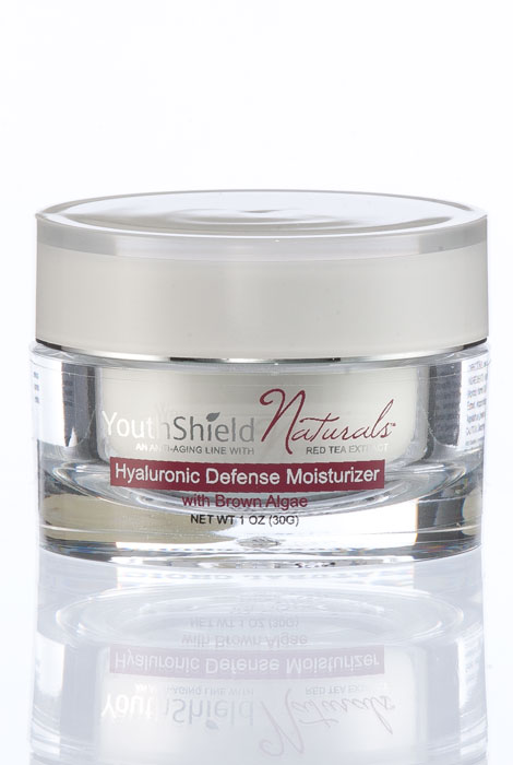 YouthShield Naturals™ Hyaluronic Defense Moisturizer