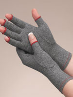 Supports & Braces - Colored Compression Gloves For Arthritis, 1 Pair