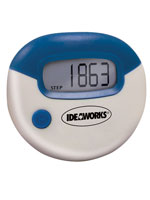 Fitness & Exercise - Digital Pedometers - Set of 2