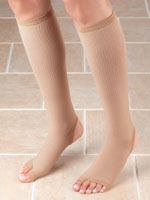 Foot Care - Stirrup Compression Stocking with Gel, 15-20 mmHg