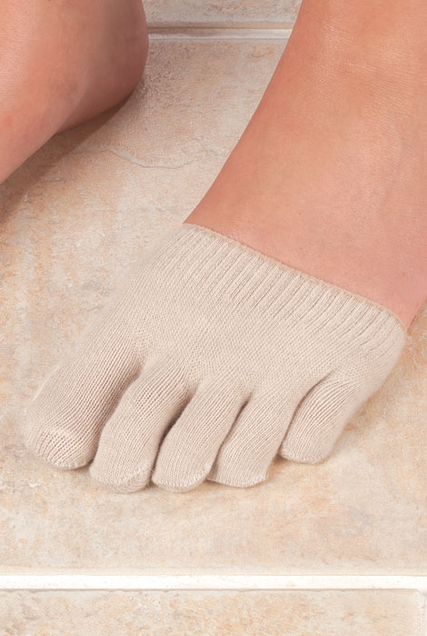 Healthy Steps™ Anti-Slip Forefoot Toe Socks