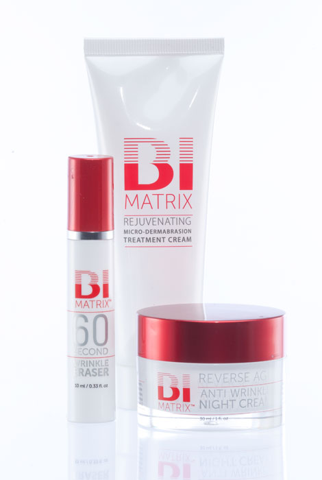 Bi-Matrix Premium Wrinkle Eraser Set
