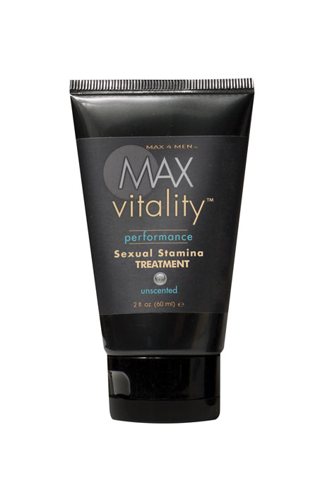 Max Vitality™ Sexual Stamina Treatment