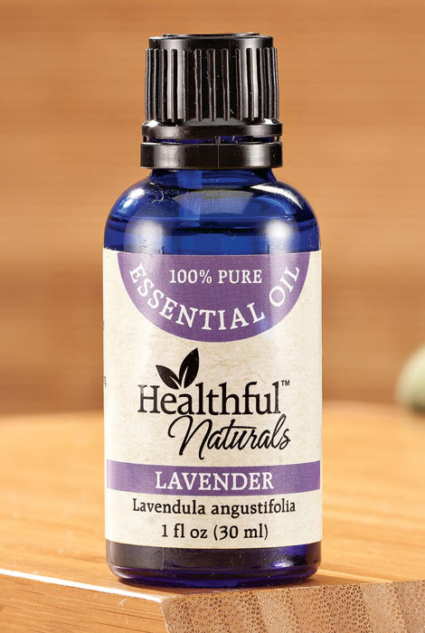 Healthful™ Naturals Lavender Essential Oil - 30 ml