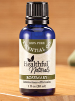 Essential Oils - Healthful™ Naturals Rosemary Essential Oil - 30 ml