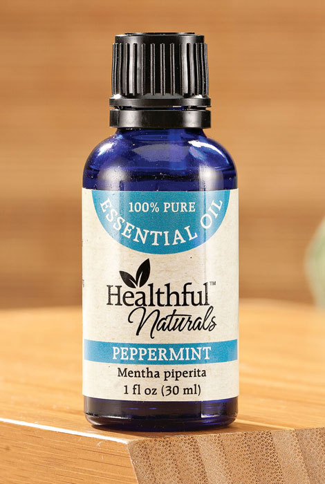 Healthful™ Naturals Peppermint Essential Oil, 30 ml - View 1