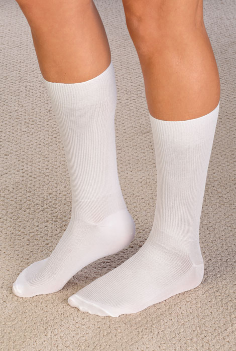 Therapeutic Support Dress Socks - View 1