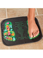 Medicines & Treatments - Acupressure Massage Mat for Feet