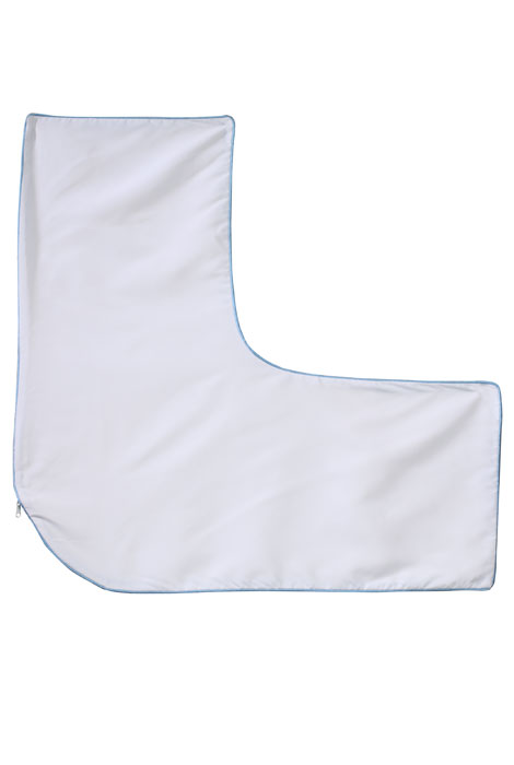 L-Shaped Pillow Cover