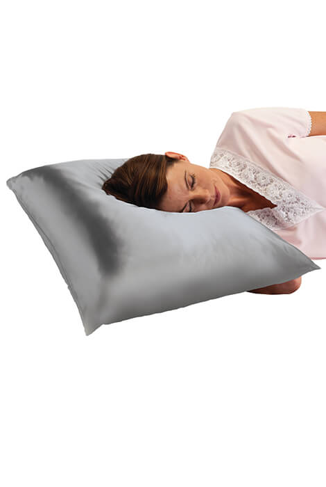 Beautyful™ Satin Pillowcase - View 1