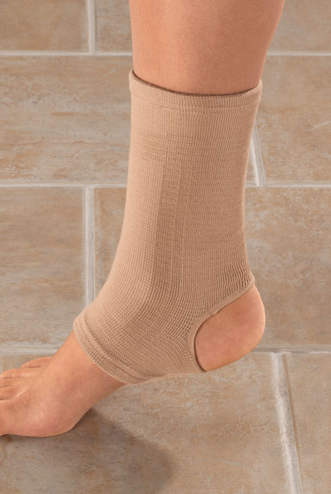 Antibacterial Nylon Ankle Support