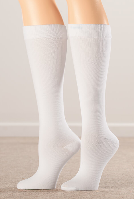 Healthy Steps™ Compression Socks 20–30 mmHg - View 1