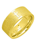 Jewelry - Lord's Prayer Ring