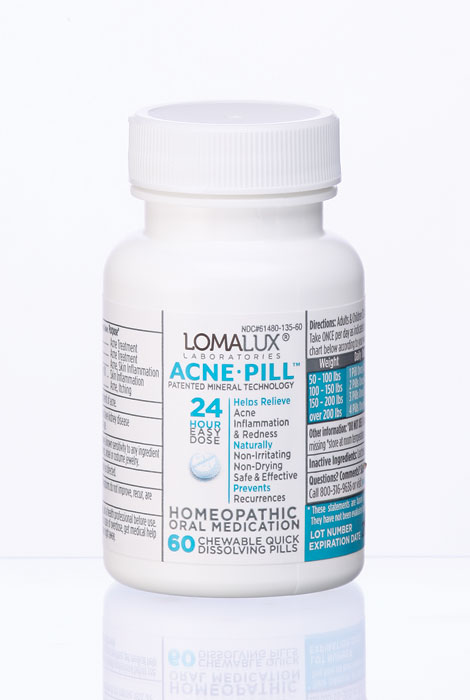 Loma Lux® Acne Pill™ - View 1