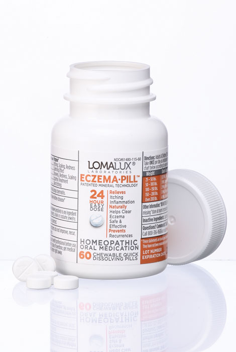 Loma Lux® Eczema Pill™ - View 1