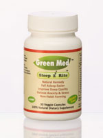 Rest & Relaxation - Green Med™ SleepzRite™