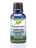 Essential Oils - Native Remedies® Cedarwood Essential Oil 30mL