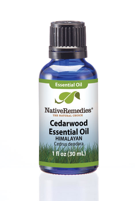 Native Remedies® Cedarwood Essential Oil 30mL