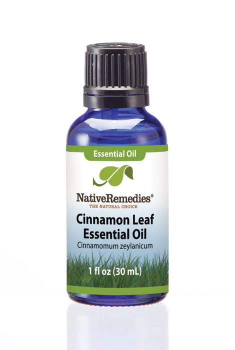 Native Remedies® Cinnamon Leaf Essential Oil 30mL