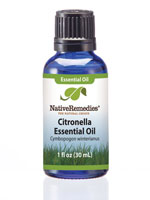 Essential Oils - Native Remedies® Citronella Essential Oil 30mL